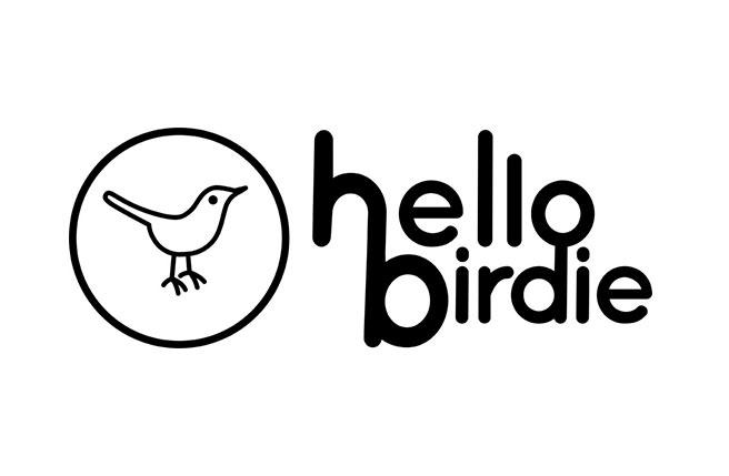 logo hello birdie - pour medecins de l'imaginaire