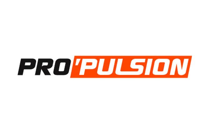 logo pro pulsion - pour medecins de l'imaginaire