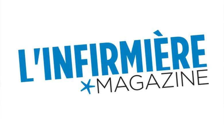 logo infirmiere magazine - medecins de l'imaginaire