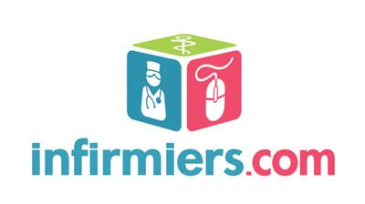 logo infirmier.com - pour medecins de l'imaginaire
