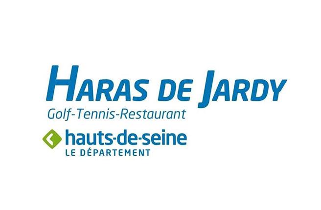 logo golf haras de jardy pour medecins de l'imaginaire