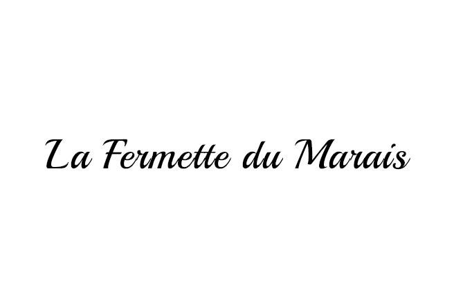 logo la fermette du marais pour medecins de l'imaginaire