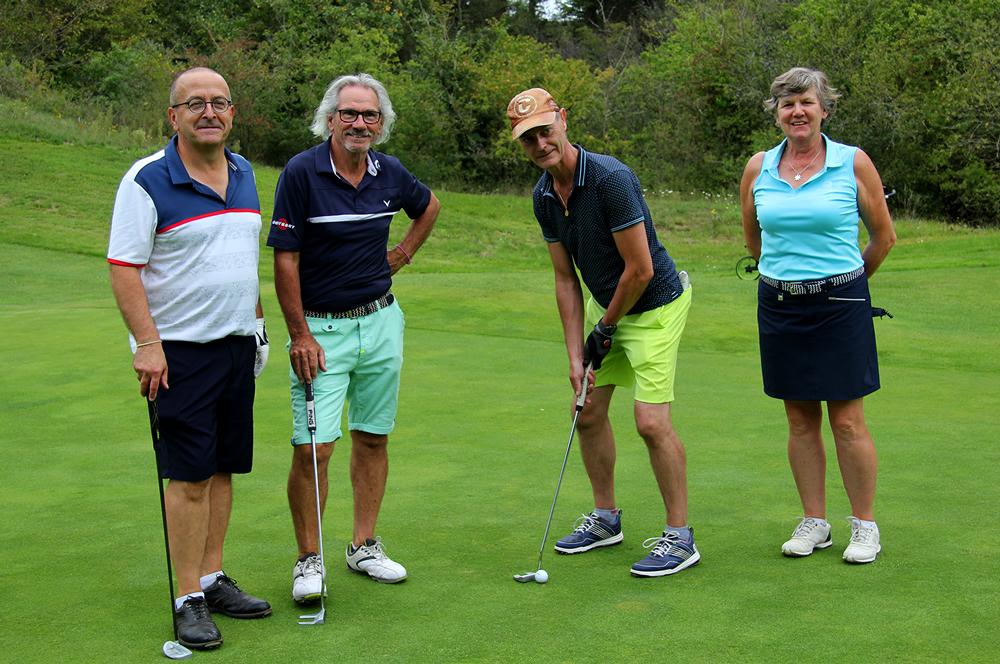 participants trophee art-en-ciel - golf belle dune