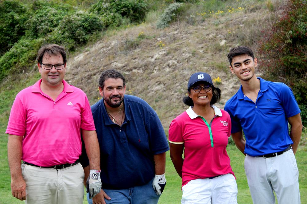 trophee art-en-ciel - participants - golf de belle dune